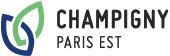 Champigny-Paris-Est Logo